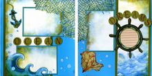 Ocean Dreams Quick Page Set