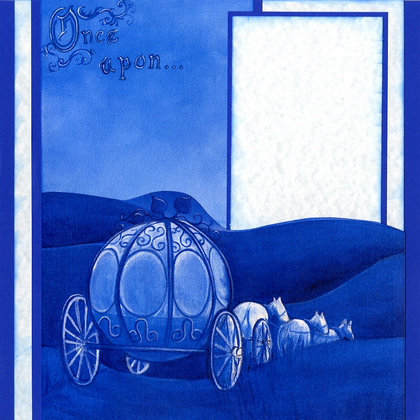Once Upon A Time (Page Kit) - Left