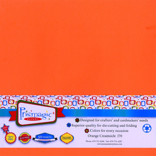 Orange Creamsicle / 50 Sheet Pack