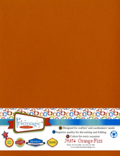 Orange Fizz / Letter Size / 25 Sheet Pack