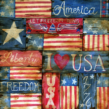 Patriotic Patchwork