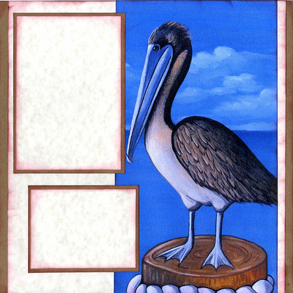 Pelicans Quick Page Set - Right