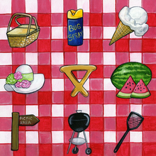 Picnic Cut Outs
