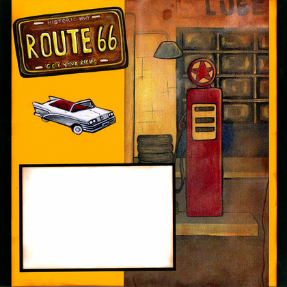 Pit Stop Quick Page Set - Right