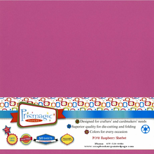 Raspberry Sherbet / 25 Sheet Pack