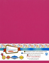 Razzleberry / Letter Size / 25 Sheet Pack