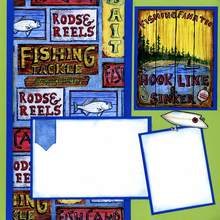 Rods & Reels (Page Kit) - Left