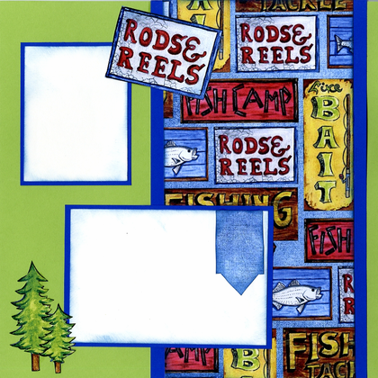 Rods & Reels - Right
