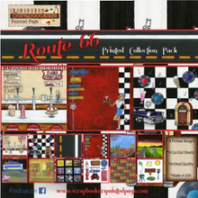 Route 66 Collection - Click Here to View  - Sale Price  $8.99