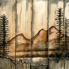 Rustic Mountains