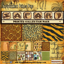 'SAFARI' Collection-Click Here To View  -  Sale Price $8.99