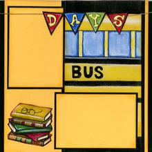 School Bus - Right Side