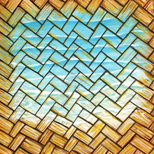 Seashore Basketweave - PRINT