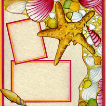 Seaside Treasures Quick Page Set - Right