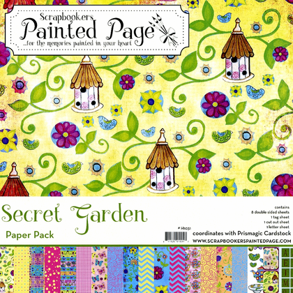 Secret Garden Collection - Click Here To View