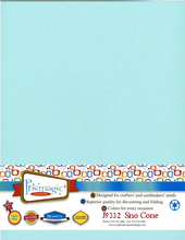 Sno Cone / Letter Size / 25 Sheet Pack