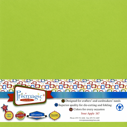 Sour Apple / 25 Sheet Pack