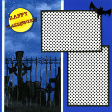 Spook Yard (Page Kit) - Left