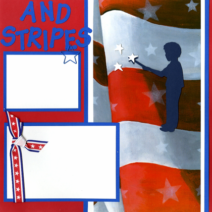 Stars & Stripes - Right