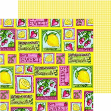 Strawberry Lemonade Patchwork
