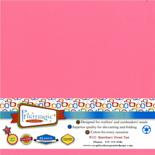 Strawberry Sweet-Tart / 25 Sheet Pack