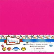 Strawberry Taffy / 25 Sheet Pack