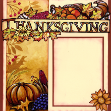 Thanksgiving (Page Kit) - Left
