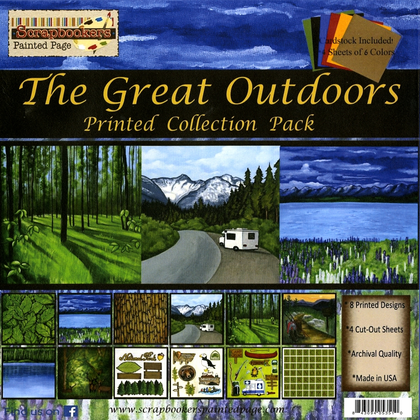 'THE GREAT OUTDOORS' Collection