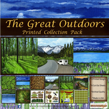 'The Great Outdoors' Collection Pack