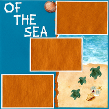 Treasures of The Sea - Right