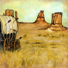 Wagons West - Print