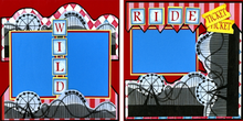 Wild Ride Quick Page Set