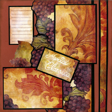 Wine Country Quick Page Set - Right