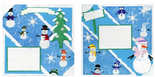 Winter Fun - Quick Pages Set