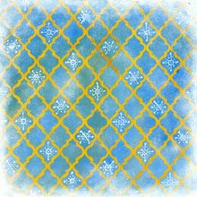 Winter Lattice - Print