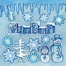 Winter Time - Cut-Outs