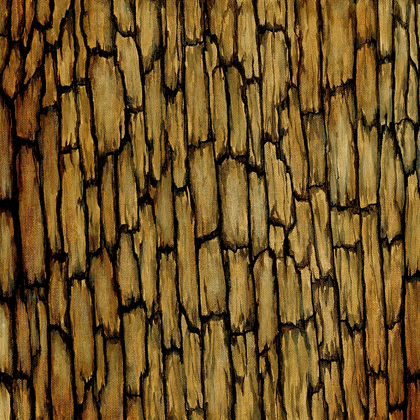 Woodlands Tree Bark - Print