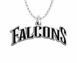 Air Force Academy Falcons Word Mark Charm
