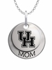 Houston Cougars MOM Necklace