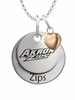 Akron Zips with Heart Accent