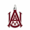 Alabama A&M Bulldogs Logo Charm