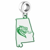Alabama Birmingham Blazers Logo Dangle Charm