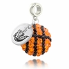 Alabama Birmingham Crystal Drop Charm