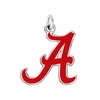 Alabama Crimson Tide Logo Charm
