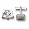 Alabama Crimson Tide Stainless Steel Cufflinks
