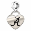 Alabama Heart Dangle Charm