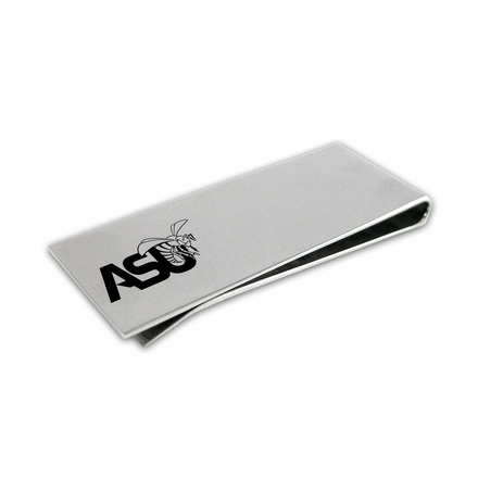 Alabama State Hornets Money Clip