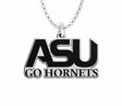 Alabama State Hornets Spirit Mark Charm