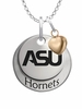 Alabama State Hornets with Heart Accent