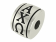 Alpha Chi Omega Sorority Barrel Bead